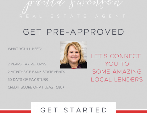Ready to get started on your home buying experience? I can help!
